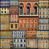 Collage di Windows Immagini Stock Libere da Diritti