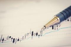 Collage eingeweiht betriebswirtschaftlichen Problemen Lizenzfreie Stockfotos