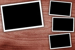 Collage, empty frames Royalty Free Stock Photo