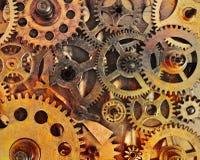 Collage estilizado del extracto Imagen de archivo libre de regalías