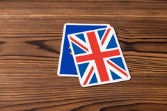 Collage on event June 23: Brexit UK EU referendum who wins the g Royalty Free Stock Photography