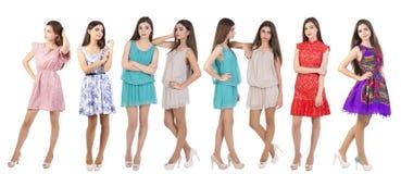 Free Collage Fashion Models Stock Image - 33009041