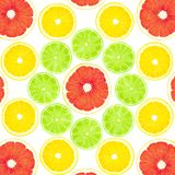 Collage from fruit Royalty Free Stock Photography