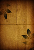 Collage organique d'automne Photo libre de droits