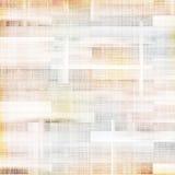 Collage van verschillende houten textuur + EPS10 Stock Fotografie