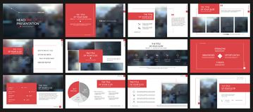 Presentation template background designs Royalty Free Stock Photography