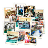 Collage from Venice Royalty Free Stock Photos