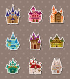 Collants de château Image stock