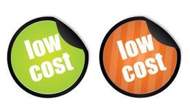 Collants de coût bas Images stock