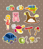 Collants de jouet Images stock