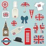 Collants du Royaume-Uni Photographie stock