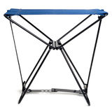 Collapsable stool Stock Image