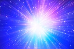 Collapse of supernova galaxy illustration background. Hd horizontal orientation vivid vibrant bright color rich composition design concept element object shape stock photography