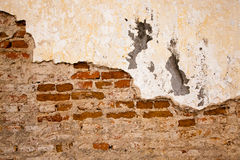 Collapsing wall Stock Images