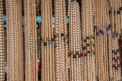 Collar de la perla de Sanya Nanshan Tourism Zone Imagenes de archivo