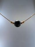 Collar de oro Imagen de archivo