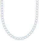 Collar de plata stock de ilustración