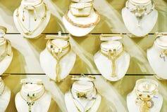Collar hermoso Fotografía de archivo libre de regalías