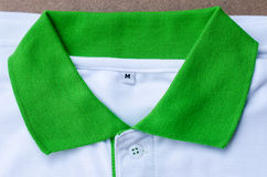 Collar mans polo shirts Stock Photo