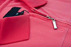 Collar T-Shirt Stock Images