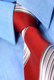 Collar and tie. Business fashion - Collar and tie stock photos