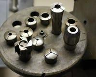 Collar y herramienta Pegboard Fotografía de archivo libre de regalías
