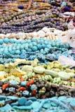 Collares coloridos Imagenes de archivo