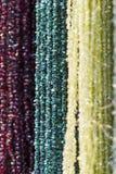 Collares coloridos Foto de archivo
