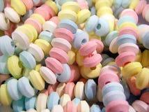Collares del caramelo Foto de archivo