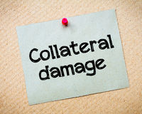 Collateral Damage Stock Photography