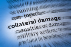 Collateral Damage Stock Photos