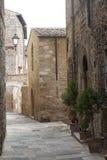 colle D Di Elsa Siena Tuscany val Zdjęcie Stock