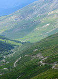 Colle dell'Agnello, Francuscy Alps Zdjęcie Stock