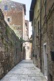 Colle di Val d'Elsa (托斯卡纳) 免版税库存图片