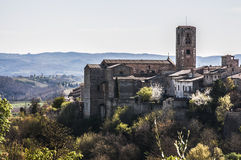 Colle di val d'elsa Royalty Free Stock Photo