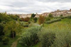 Colle Di Val d'Elsa, Italië royalty-vrije stock afbeelding