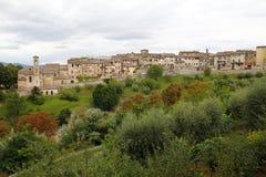 Colle Di Val d'Elsa, Italië royalty-vrije stock foto