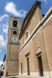 Colle Di Val d'Elsa (Toscanië) Stock Foto's