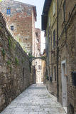 Colle Di Val d'Elsa (Tuscany) Obrazy Royalty Free
