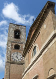Colle di Val d'Elsa (Tuscany) Arkivfoto
