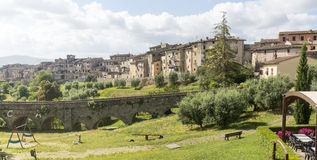 Colle di Val d'Elsa (Tuscany). Colle di Val d'Elsa (Siena, Tuscany, Italy), historic city Royalty Free Stock Photo