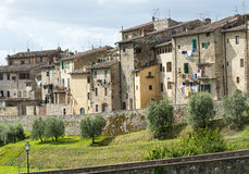 Colle di Val d'Elsa (Tuscany) Stock Photography