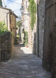 Colle di Val d'Elsa (Tuscany) Royalty Free Stock Photos