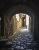 Colle di Val d'Elsa (Tuscany) Royalty Free Stock Images