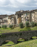 Colle di Val d'Elsa (Tuscany) Stock Image