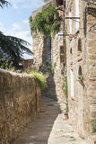 Colle di Val d'Elsa (Tuscany) Stock Photos