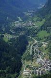 Colle Santa Lucia, Dolomites Royalty Free Stock Image