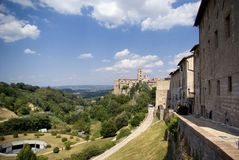 Colle val d'elsa, Tuscany Royalty Free Stock Photos