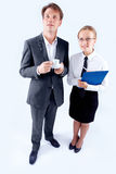 Colleagues Royalty Free Stock Photo
