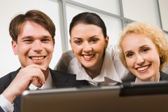 Colleagues Stock Image
